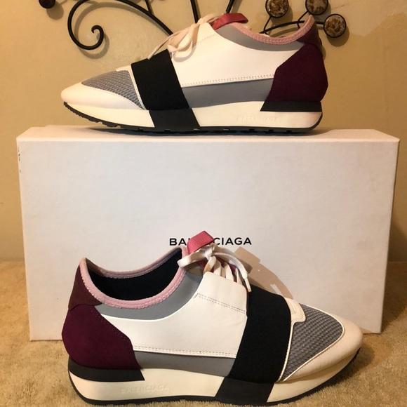 Balenciaga Shoes - Balenciaga Sneakers